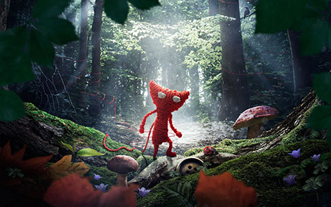 Unravel wallpaper or background