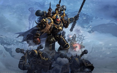 dawn of war 2 wallpapers. Warhammer 40000: Dawn of War