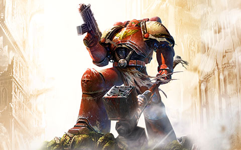 Warhammer 40000 Wallpaper. Warhammer 40000: Dawn of War
