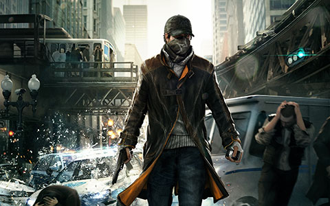 watch dogs wallpapers or desktop backgrounds