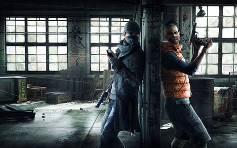 Gallery For > Watch Dogs Wallpaper 1280x1024