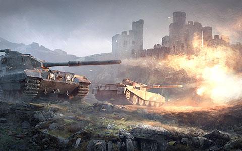 обои world of tanks - фото 8