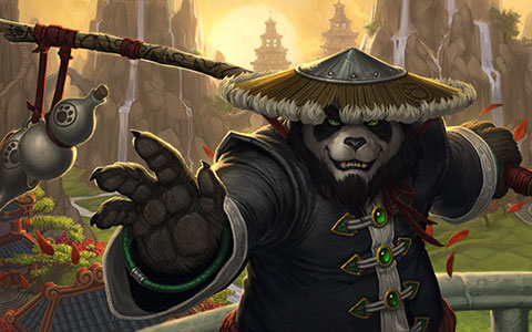 World of Warcraft: Mists of Pandaria desktop wallpaper or background 02