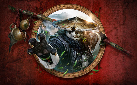 World of Warcraft: Mists of Pandaria desktop wallpaper or background 04