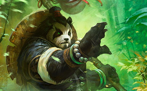 World of Warcraft: Mists of Pandaria desktop wallpaper or background 05