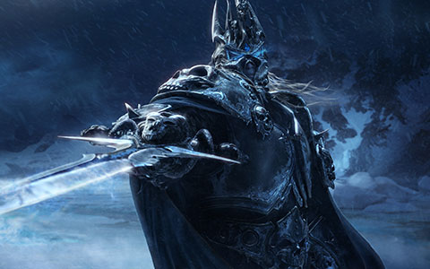 World of Warcraft: Wrath of the Lich King desktop wallpaper or background 02