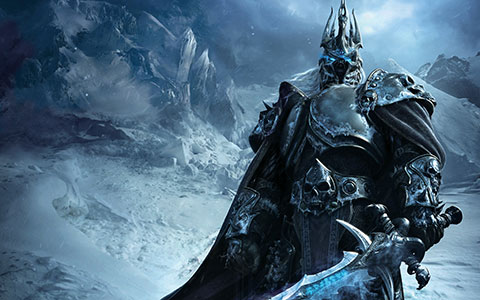 World of Warcraft: Wrath of the Lich King desktop wallpaper or background 04