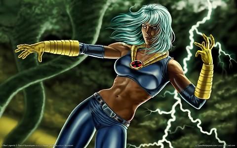 wallpaper x men. X-Men Legends 2: Rise of
