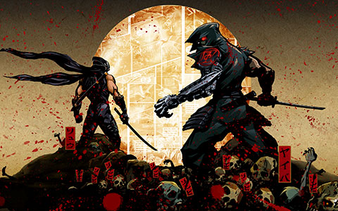 Yaiba: Ninja Gaiden Z desktop wallpaper or background 04