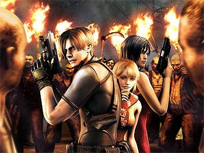 resident evil 5 wallpaper. Resident Evil 4