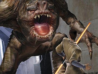Star Wars Jedi Knight: Jedi Academy Wallpapers: 1