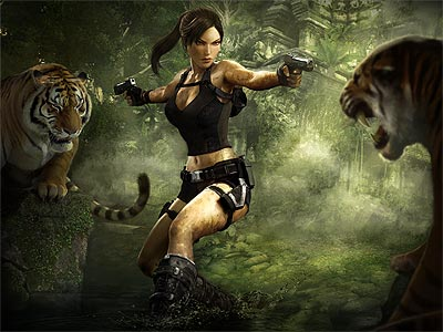 tomb raider underworld wallpaper. 800x600 1024x768 1152x864