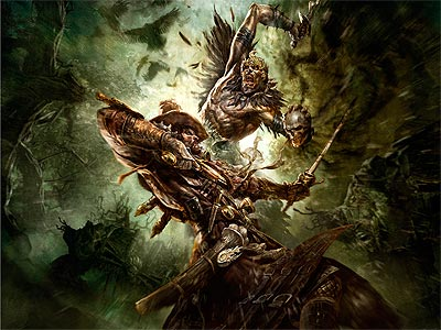 warhammer online wallpapers. GameWallpapers.com