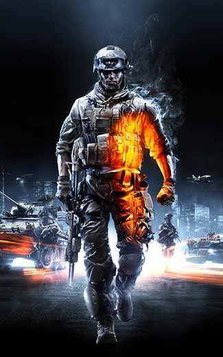 Battlefield 3 mobile wallpaper or background 01
