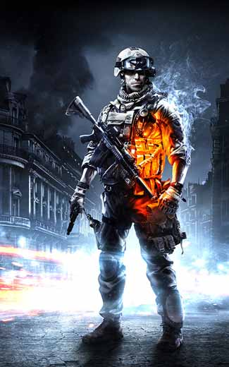 Battlefield 3 mobile wallpaper or background 02