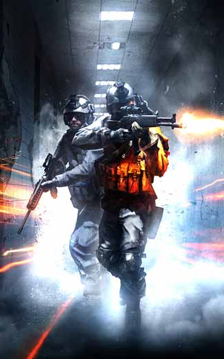 Battlefield 3 mobile wallpaper or background 05