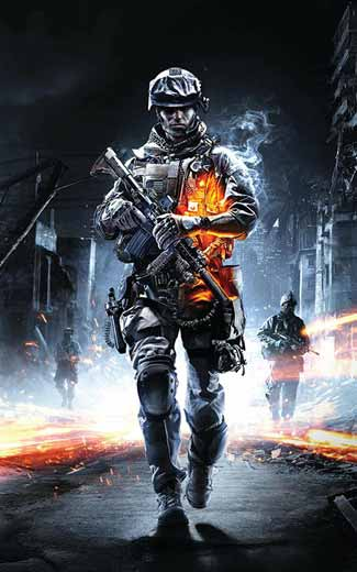 Battlefield 3 mobile wallpaper or background 09