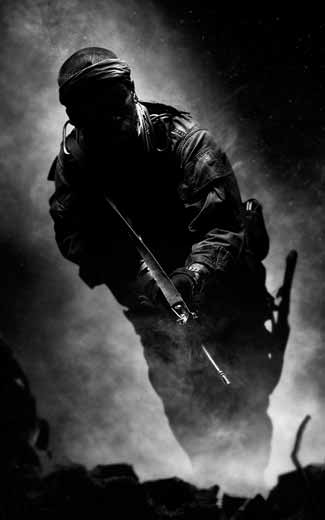 Call of Duty: Black Ops Declassified mobile wallpaper or background 01