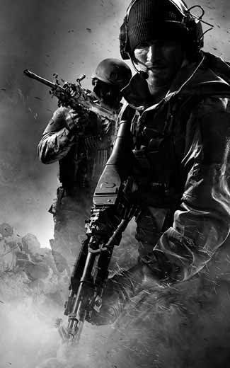 Call Of Duty: Modern Warfare 3 - Collections mobile wallpaper or background 01