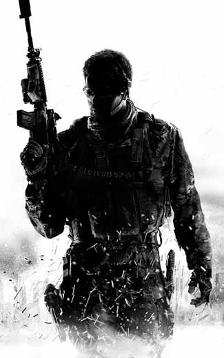 Call Of Duty: Modern Warfare 3 mobile wallpaper or background 01