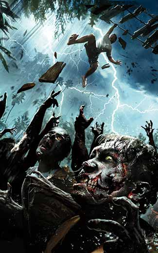 Dead Island Riptide mobile wallpaper or background 02