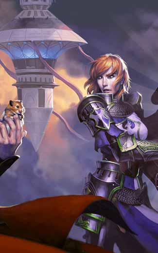 Dungeons & Dragons: Neverwinter mobile wallpaper or background 02
