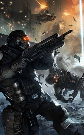 killzone mercenary wallpapers or desktop backgrounds