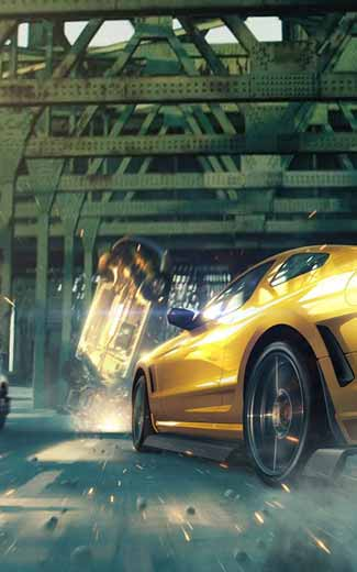 Need for Speed - Most Wanted mobile wallpaper or background 07