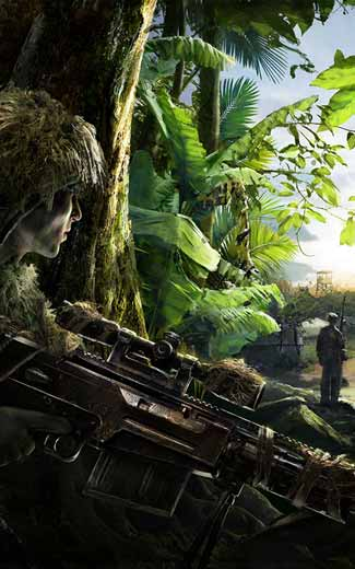 Sniper: Ghost Warrior mobile wallpaper or background 01