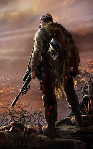 Sniper: Ghost Warrior mobile wallpaper or background 03