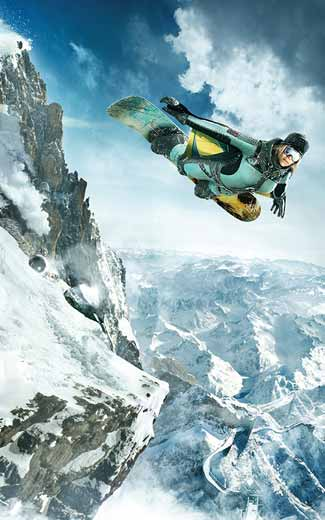 SSX mobile wallpaper or background 01