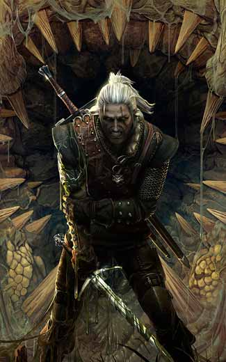 The Witcher 2: Assassins of Kings mobile wallpaper or background 04