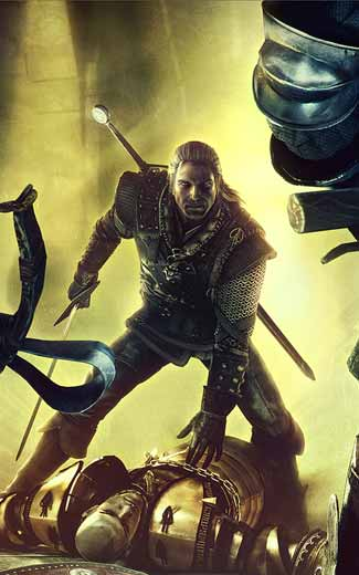 The Witcher 2: Assassins of Kings mobile wallpaper or background 10