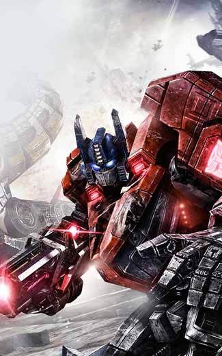 Transformers: Fall of Cybertron mobile wallpaper or background 06