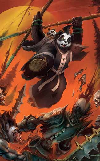World of Warcraft: Mists of Pandaria mobile wallpaper or background 01