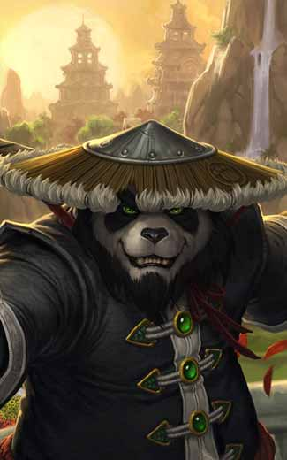 World of Warcraft: Mists of Pandaria mobile wallpaper or background 02