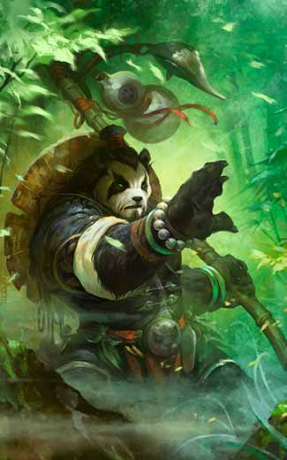 World of Warcraft: Mists of Pandaria mobile wallpaper or background 05