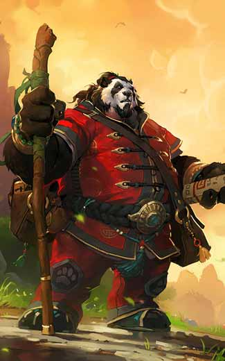 World of Warcraft: Mists of Pandaria mobile wallpaper or background 06