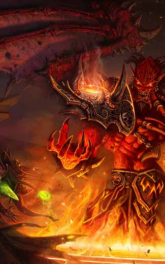 World of Warcraft: The Burning Crusade mobile wallpaper or background 11