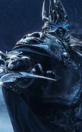 World of Warcraft: Wrath of the Lich King mobile wallpaper or background 02