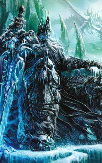World of Warcraft: Wrath of the Lich King mobile wallpaper or background 03