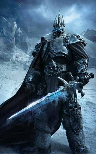 World of Warcraft: Wrath of the Lich King mobile wallpaper or background 04