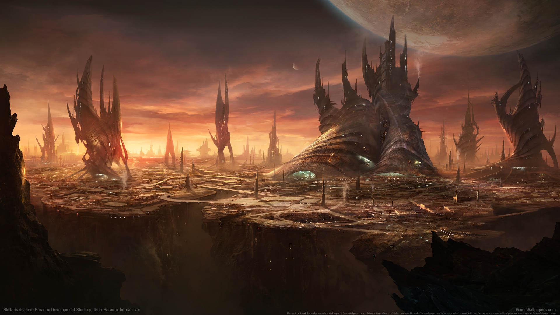 aliens wallpaper ipad