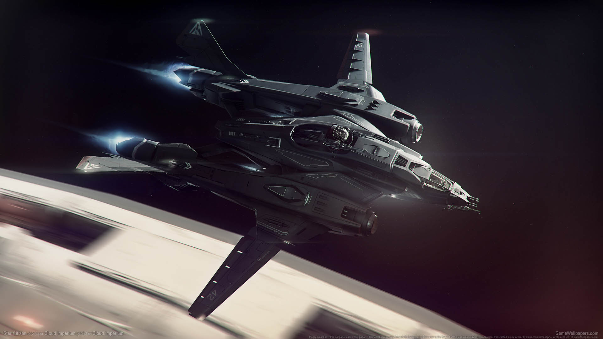 Star Citizen Wallpaper 1080p: Star Citizen Wallpaper 27 1920x1080