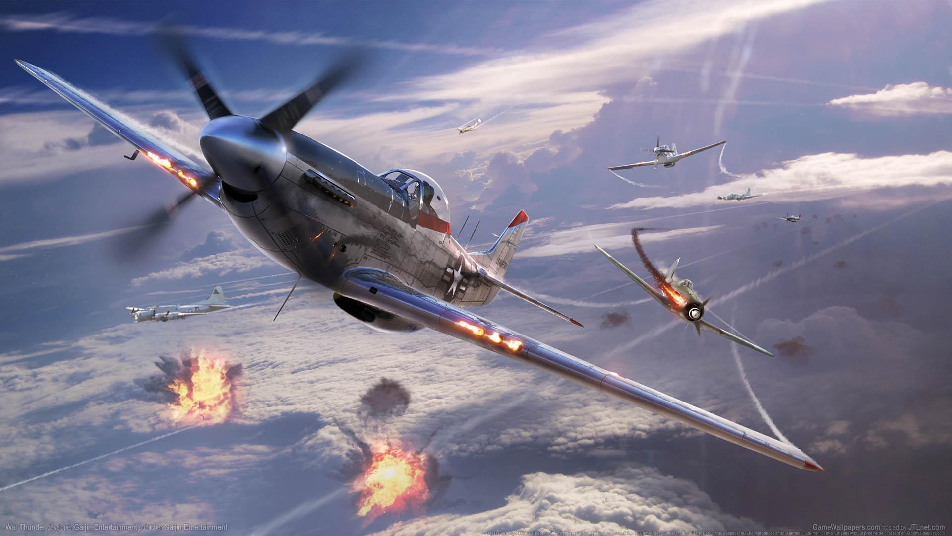 War Thunder Fond D 233 Cran 01 1920x1080