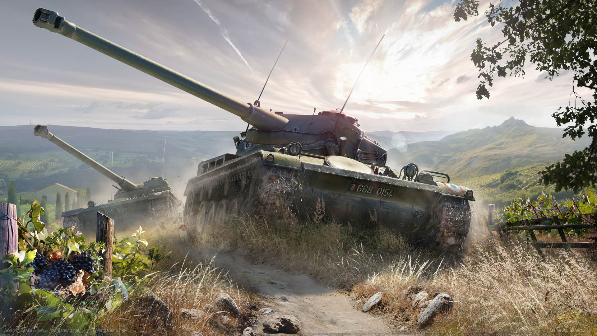 World of Tanks wallpaper 15 1920x1080