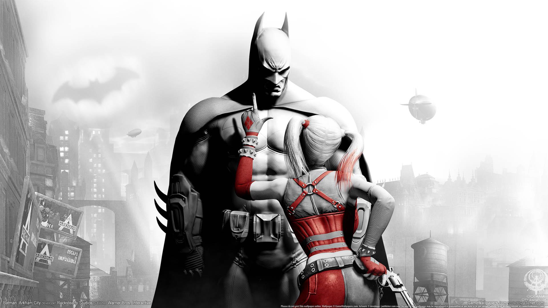 Batman Arkham City Wallpaper 01 1920x1080