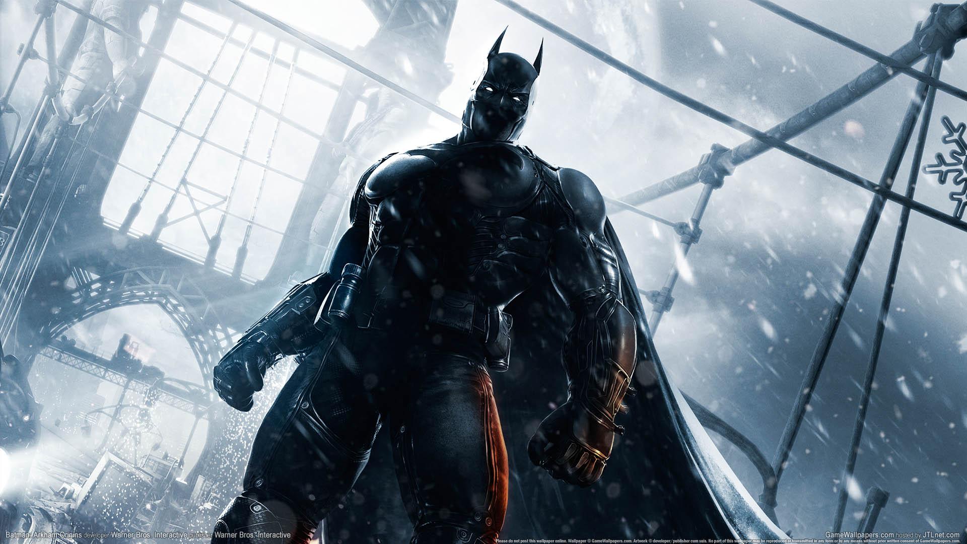 Batman Arkham Origins Wallpaper: Batman: Arkham Origins Wallpaper 06 1920x1080
