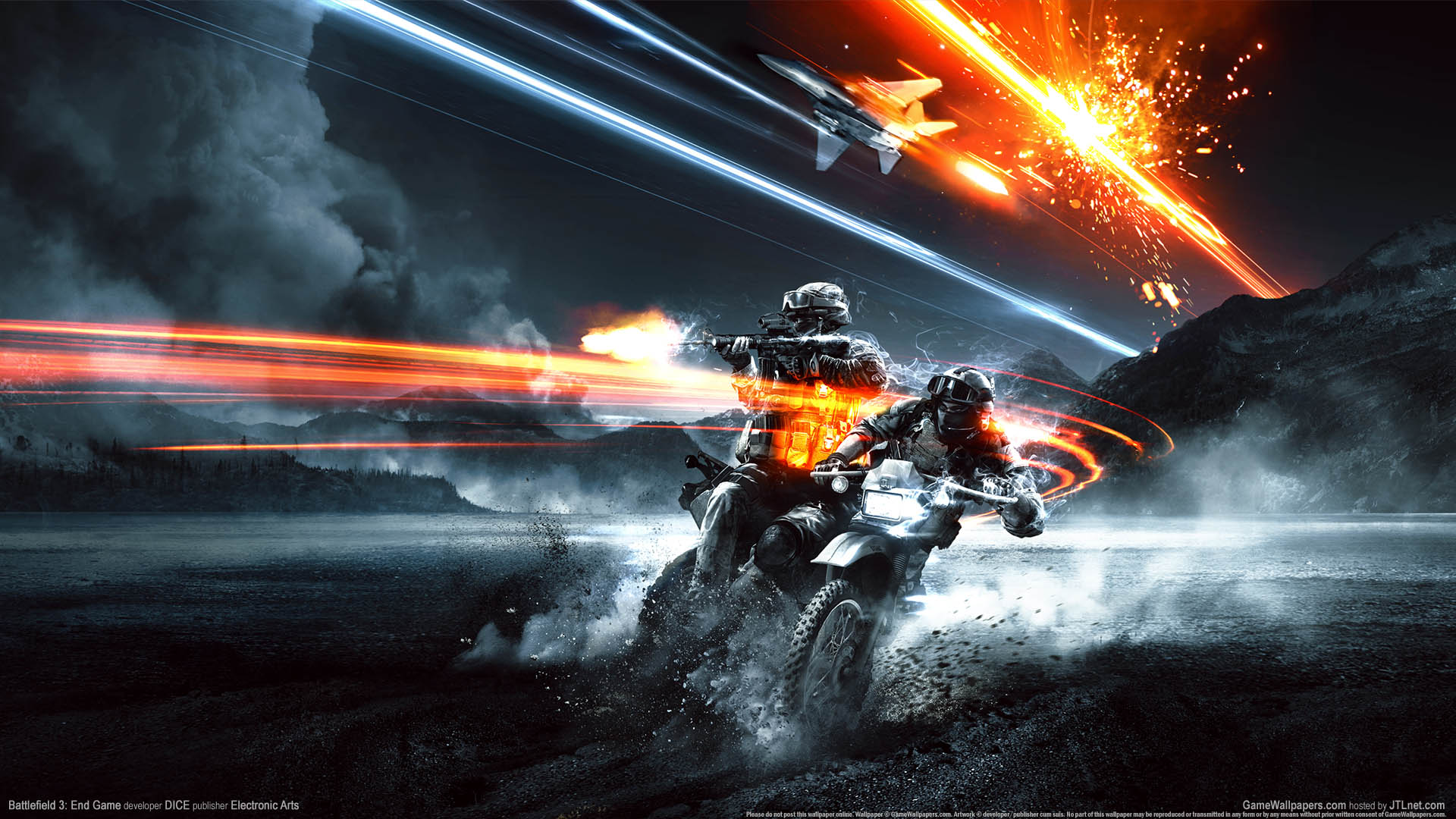 battlefield 3: end game wallpaper 01 1920x1080