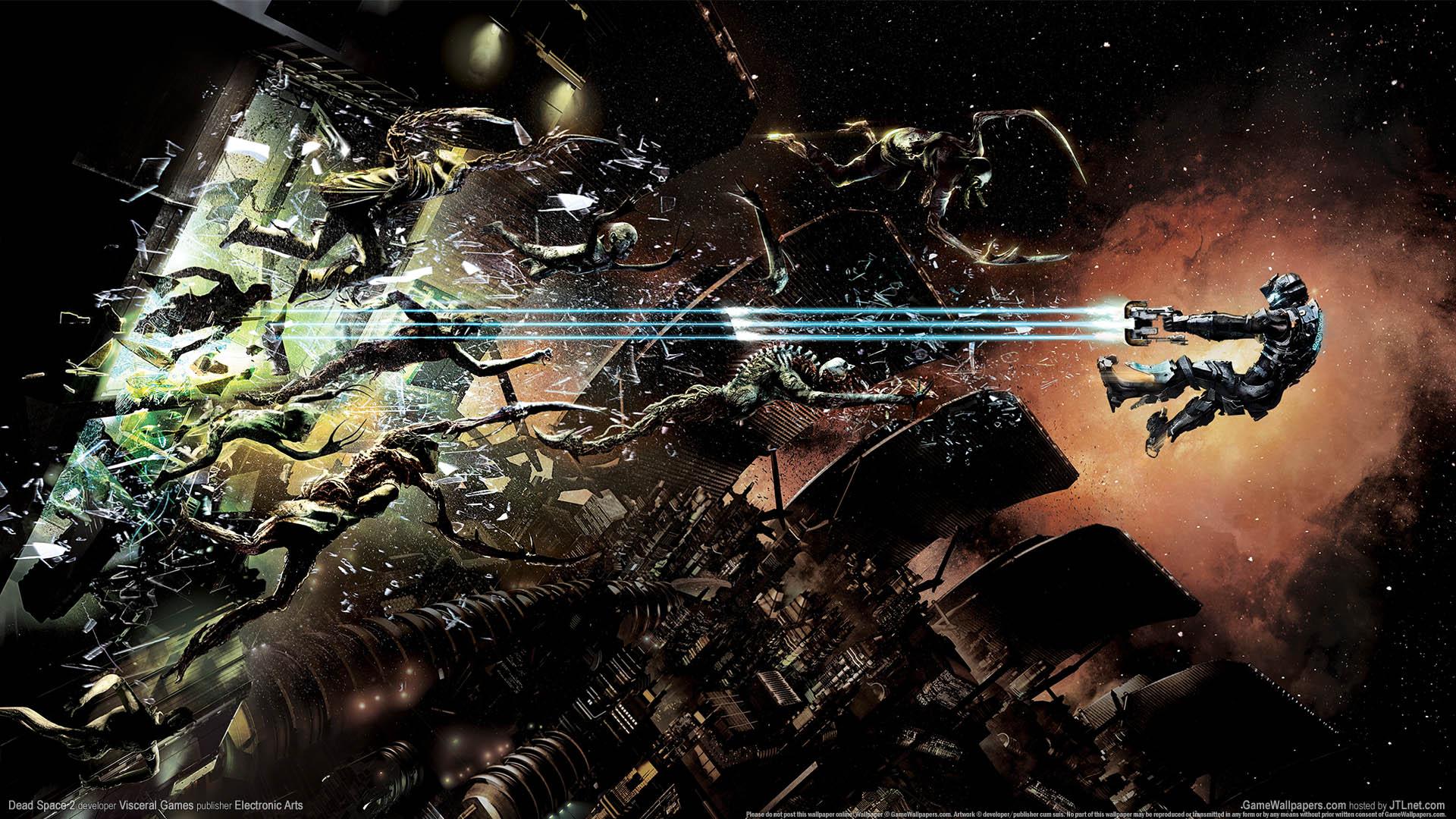 Dead Space 2 wallpaper 07 1920x1080